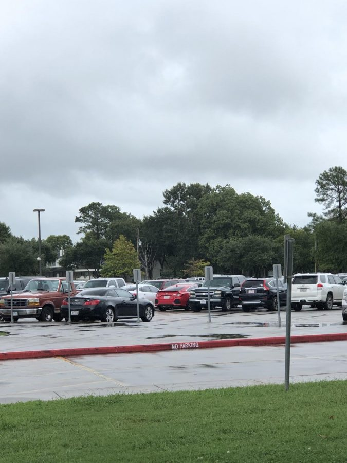 CSHS+parking+lot
