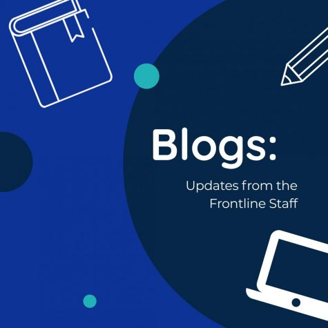 Blogs: Updates from the Frontline Staff