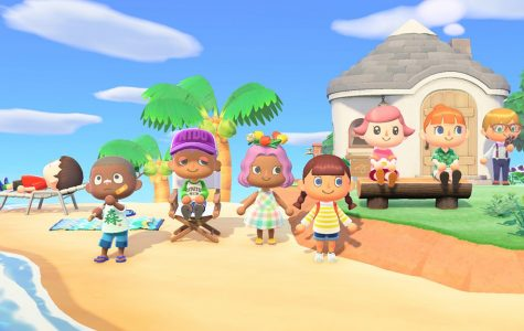 Custom characters of Animal Crossing: New Horizons