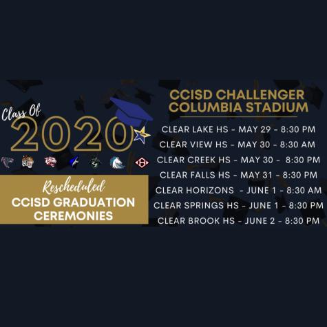 Superintendent Announces New Graduation Plans