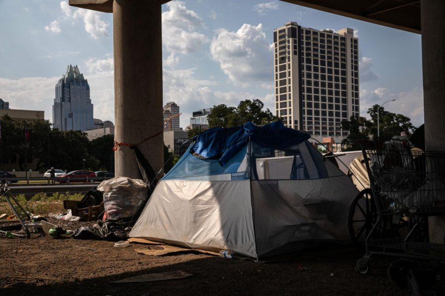 Austin and the Rising Homeless Population