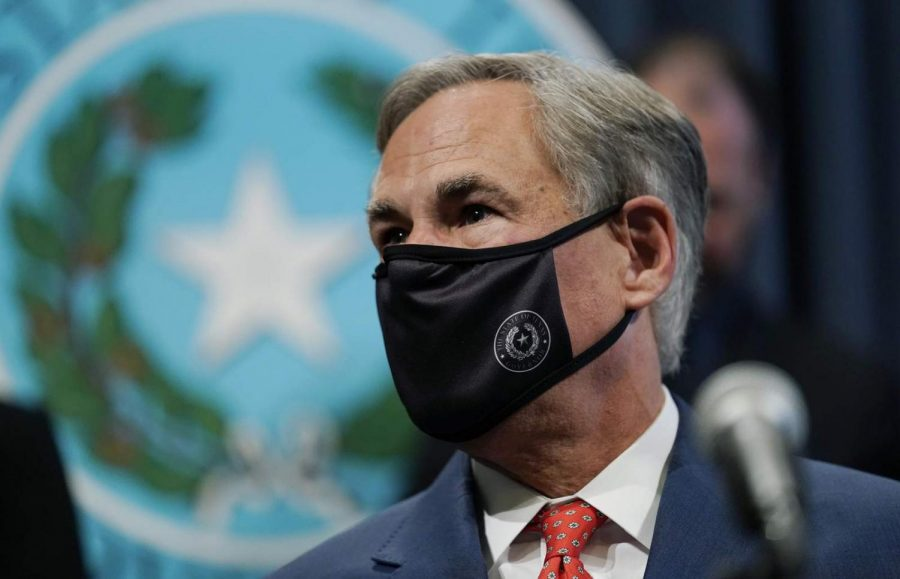 Governor Abbott Rescinds Mask Mandate