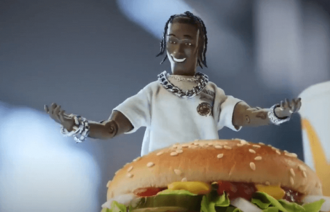 The Travis Scott Meal Has Arrived