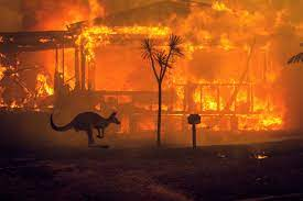 Australia Battles Wildfires Once Again